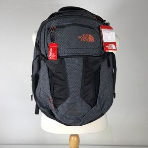 50c3f9098d The North Face Bags - Gray Rose Gold Recon Women s North Face Backpack